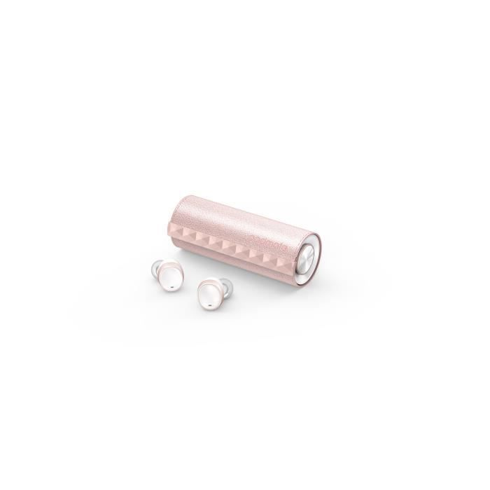 Écouteurs Sans Fil Bluetooth 5.0 Padmate Pamu Scroll Mini - Rose