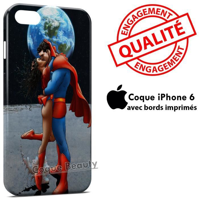 coque iphone 6 super girl