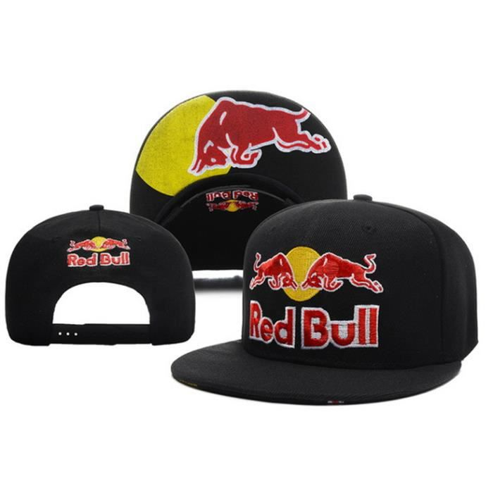 casquette red bull achat vente casquette red bull pas. Black Bedroom Furniture Sets. Home Design Ideas
