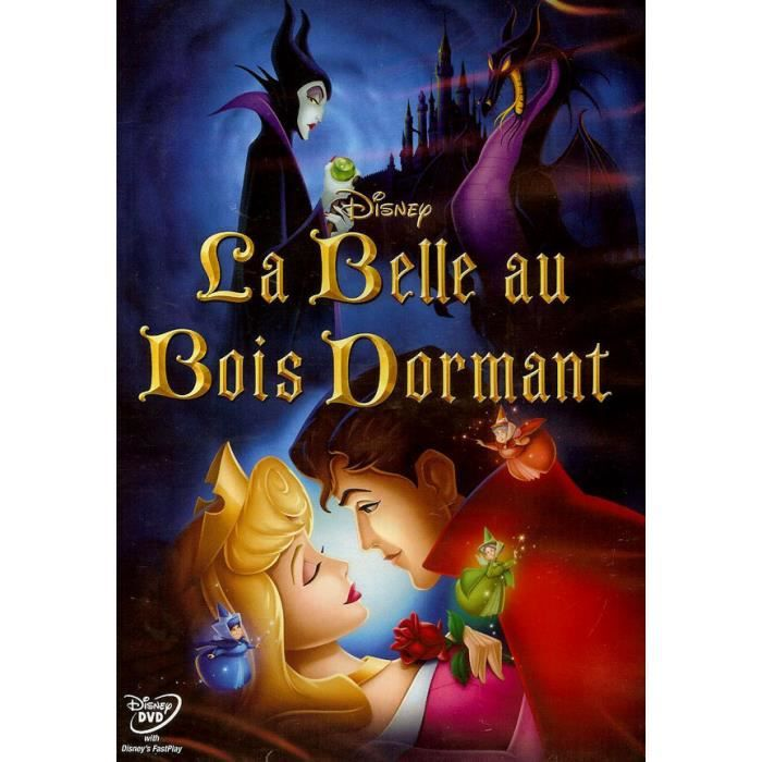 dvd la belle au bois dormant disney en dvd film pas cher. Black Bedroom Furniture Sets. Home Design Ideas