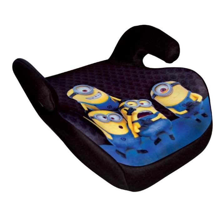rehausseur les minions achat vente si ge auto. Black Bedroom Furniture Sets. Home Design Ideas
