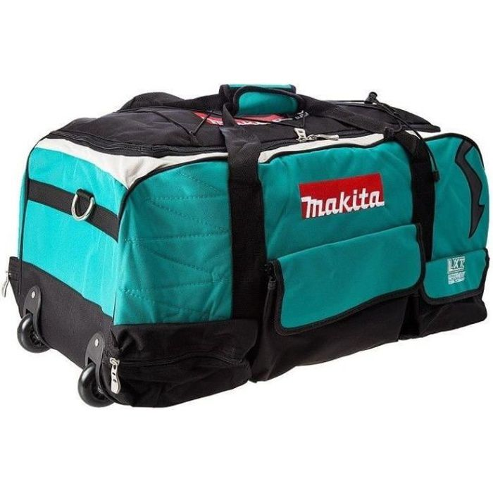 makita sac de transport pour outillage roulettes achat vente sacoche sac a dos cdiscount. Black Bedroom Furniture Sets. Home Design Ideas