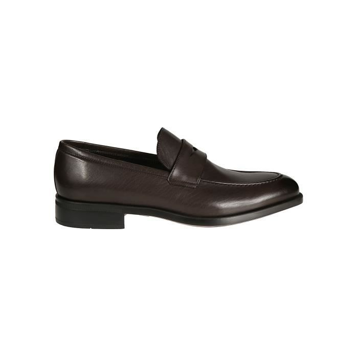 Mocassins Homme Moreschi Marron Sligodarkbrown Cuir HUZWqW4w1