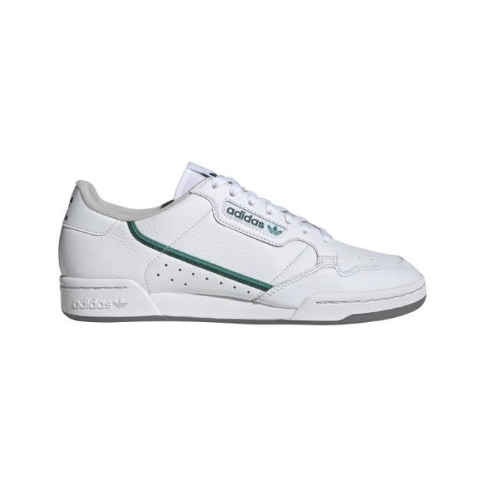Chaussures adidas Continental 80 BLANC / VERT 38