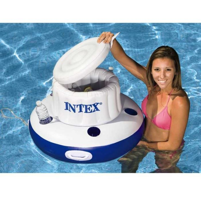 Bar flottant pour piscine intex un moment sym achat for Bar flottant pour piscine