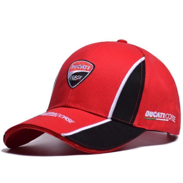 CASQUETTE DE CYCLISME casquette snapback moto racing baseball cap homme