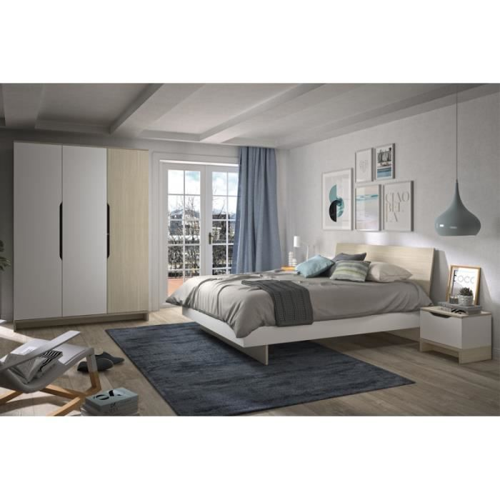 Chambre adulte complete moderne
