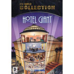 JEU PC HOTEL GIANT / JEU PC CD-ROM (Gold Edition)