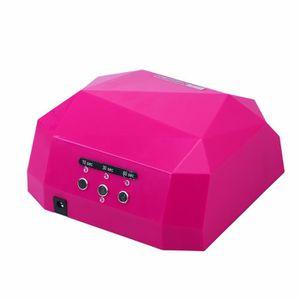 GEL UV ONGLES 36W LED UV Nail Dryer Lampe Gel Lampe Polish Durci