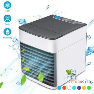 CLIMATISEUR MOBILE Mini Refroidisseur d'Air Climatiseur Mobile Air Co