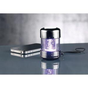 ENCEINTE NOMADE Système audio nomade ''MSS-250.tube.bt'' avec effe