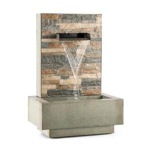 FONTAINE DE JARDIN Blumfedlt Watergate Fontaine décorative en cascade