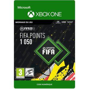 JEU XBOX ONE À TÉLÉCHARGER FIFA 20 ULTIMATE TEAM : Monnaie virtuelle à téléch