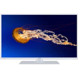 Téléviseur LED TÉLÉVISEUR SMART TV 48,5' HITACHI 49HK6001W - 123C
