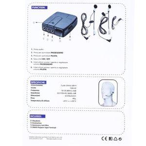 INTERCOM MOTO Communicateur de casque à casque moto Intercom mot