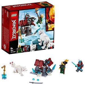 ASSEMBLAGE CONSTRUCTION LEGO®-NINJAGO® L'épopée de Lloyd Jeu pour Enfant 6