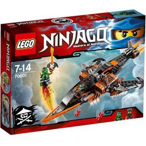ASSEMBLAGE CONSTRUCTION LEGO® Ninjago 70601 Le Requin du Ciel