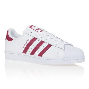 BASKET ADIDAS ORIGINALS Baskets Superstar - Homme - Blanc