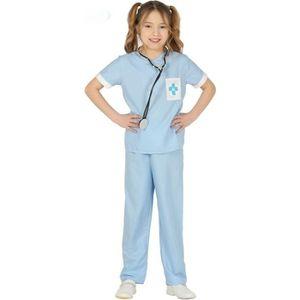 DÉGUISEMENT - PANOPLIE Déguisement vétérinaire bleu fille