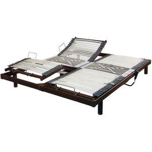 SOMMIER Sommier relaxation électrique S50 2 x 70 x 190 :