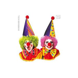 DÉGUISEMENT - PANOPLIE Set De Clown Enfant