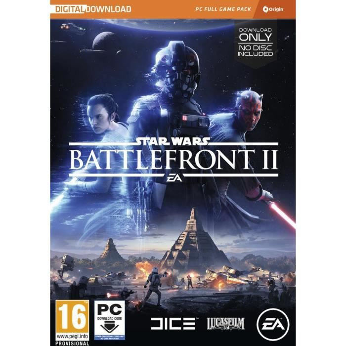 JEU PC Star Wars Battlefront 2 PC