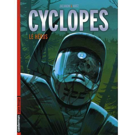 Cyclopes t.2 le heros