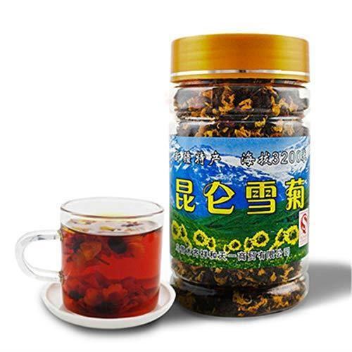 45g (0.10LB) Daisy de neige biologique de montagne de Kunlun chrysanthème Thé Tonic Herbes Thé Sheng cha Thé Parfumé Santé Thé Thé C