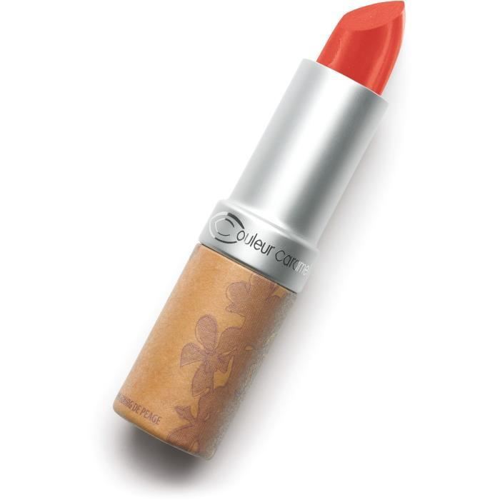 COULEUR CARAMEL Rouge à lèvres Corail