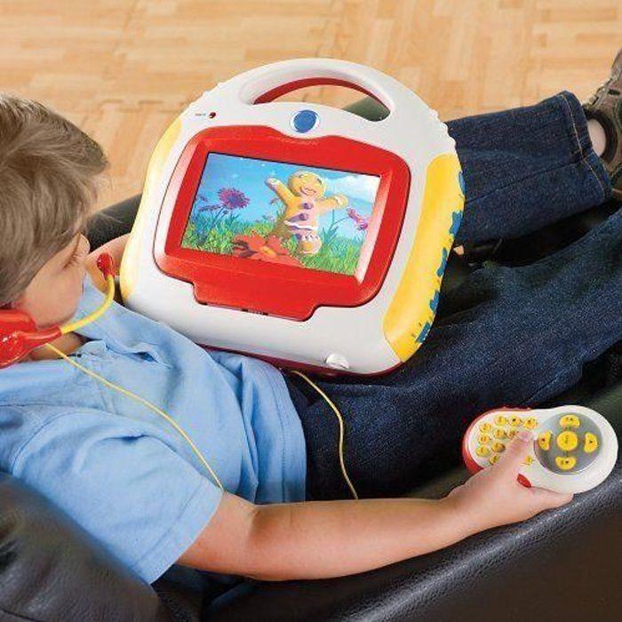 Lecteur video portable