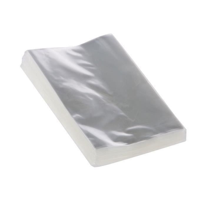 100x Cellophane Sachet Transparent pour Emballage de Bonbon Chocolat