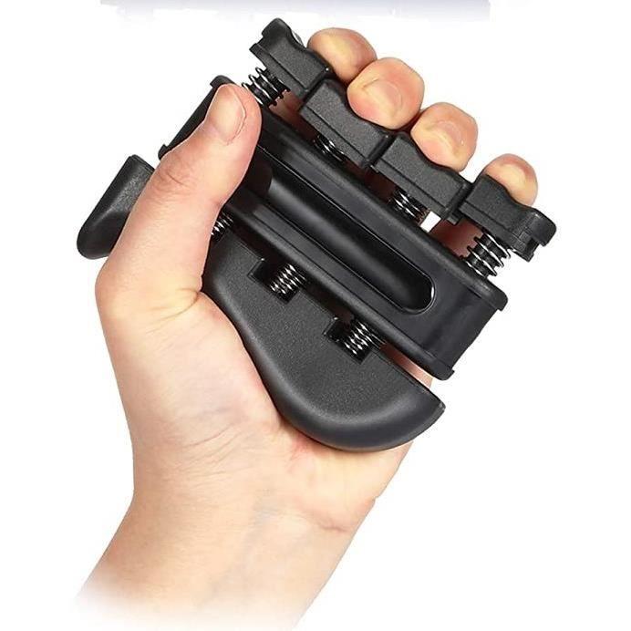 CABLING®Appareil d'exercice pour les mains et les doigts –Renforcement des doigts plus ergonomique pour améliorer la préhension des