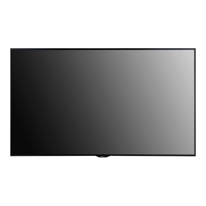 LG 49XS2E-B Classe 49- XS2E Series écran DEL signalisation numérique webOS 1080p (Full HD) 1920 x 1080 noir
