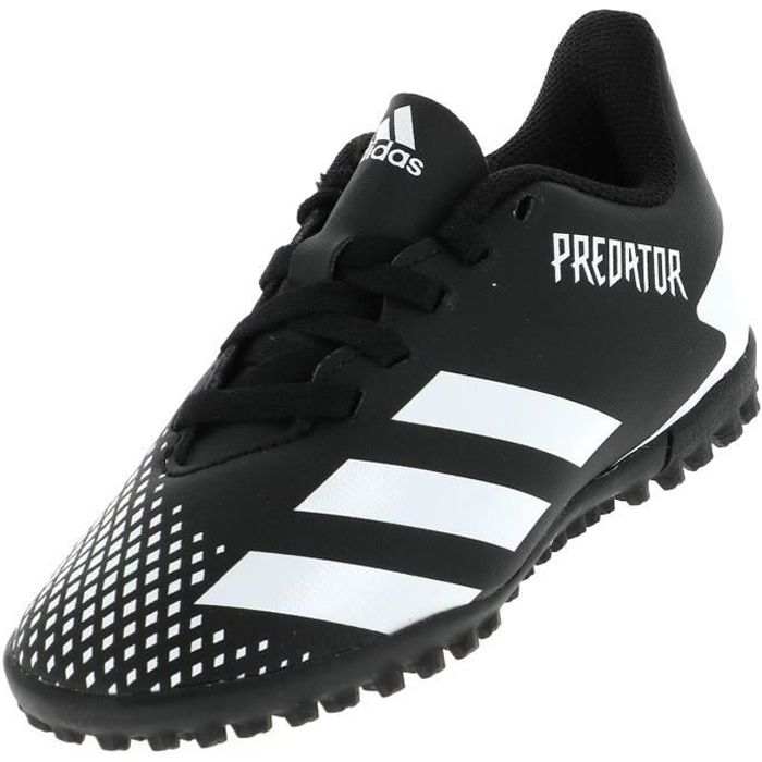 Chaussures football stabilisées Predator 20.4 tf jr turf - Adidas