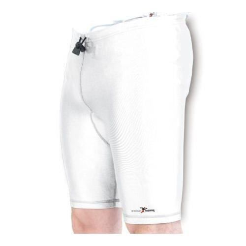 Precision Short Homme Blanc FR : XS Taille Fabricant : 26/28 - TR09926