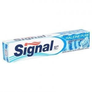 SIGNAL Dentifrice - haleine pure - 75ml