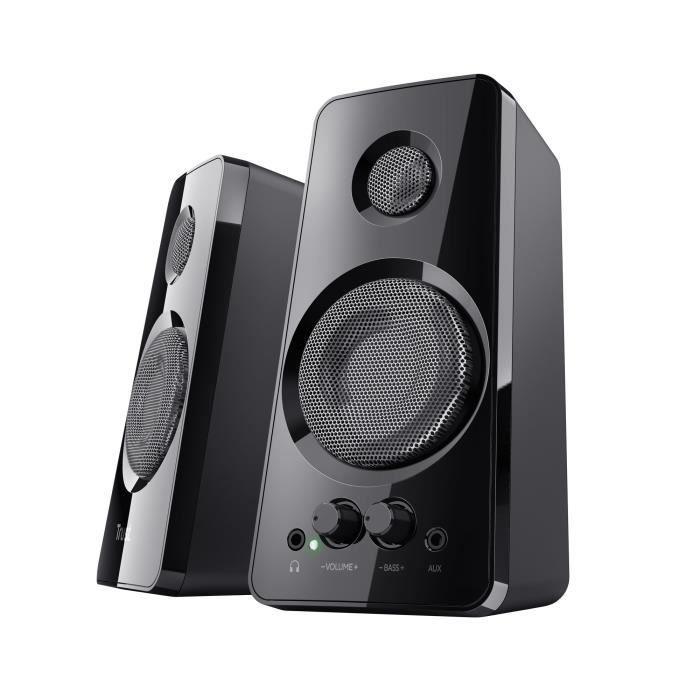 Trust Tytan 2.0 Speaker Set - Haut-parleurs - pour PC - 18 Watt (Totale)