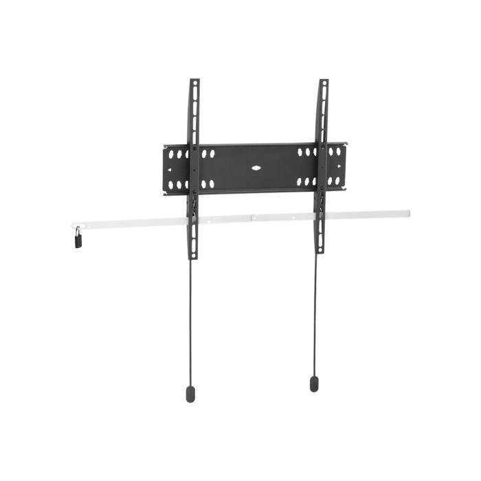 Vogel's PFW 4500 Montage mural pour plasma - LCD - TV verrouillable noir Taille d'écran : 42--55-