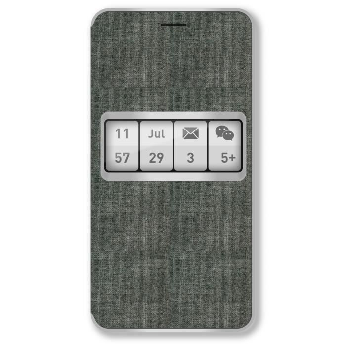 Wiko Smart Folio U'Feel Wiboard Fabric