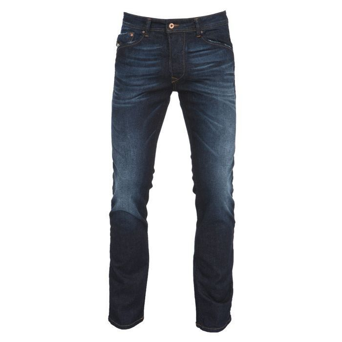 diesel jean homme brut d lav achat vente jeans diesel jean homme cdiscount. Black Bedroom Furniture Sets. Home Design Ideas