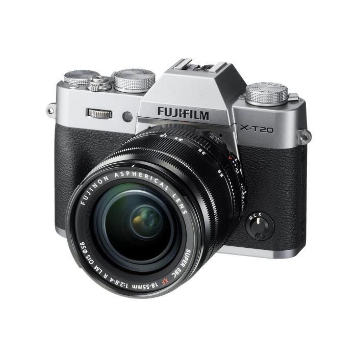 APPAREIL PHOTO HYBRIDE Fujifilm X Series X-T20 Appareil photo numérique s