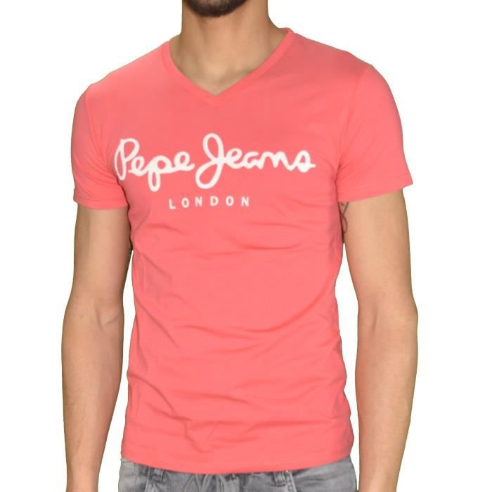 t shirt pepe jeans homme pas cher