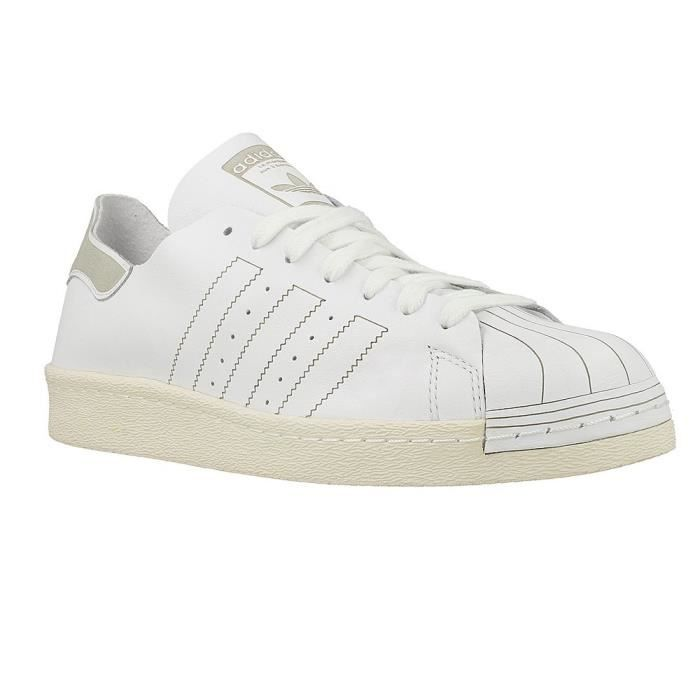 Chaussures Adidas Superstar 80S Decon Beige