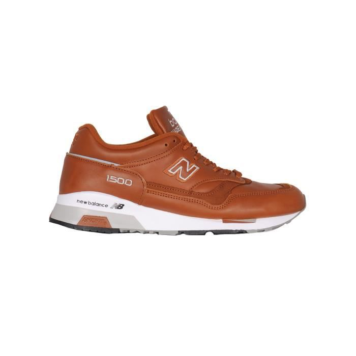 new balance homme cuir marron
