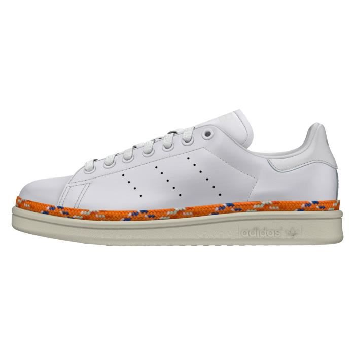 Basket ADIDAS Stan Smith New Bold W - AQ1027 - AGE - ADULTE, COULEUR -  BLANC, GENRE - HOMME, TAILLE - 40