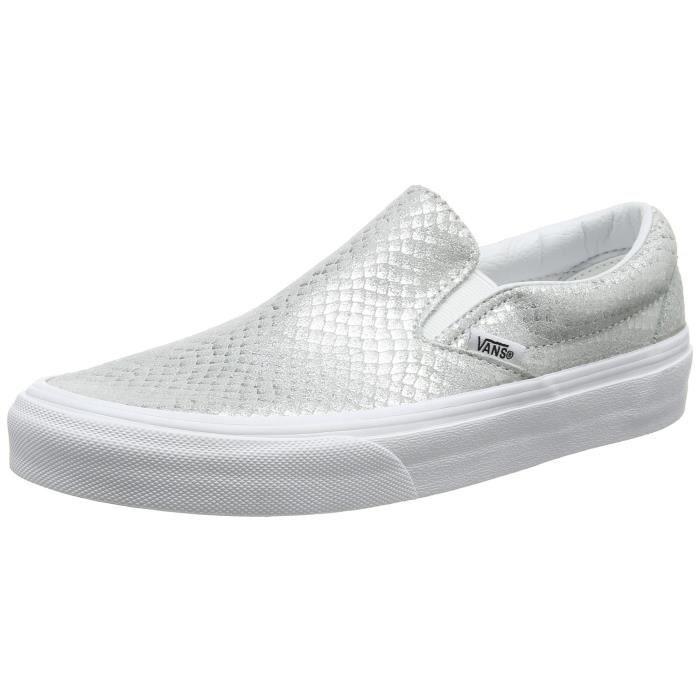 chaussure vans brillante