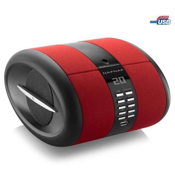 radio cd mp3 usb sense rouge radio cd cassette prix pas cher cdiscount. Black Bedroom Furniture Sets. Home Design Ideas