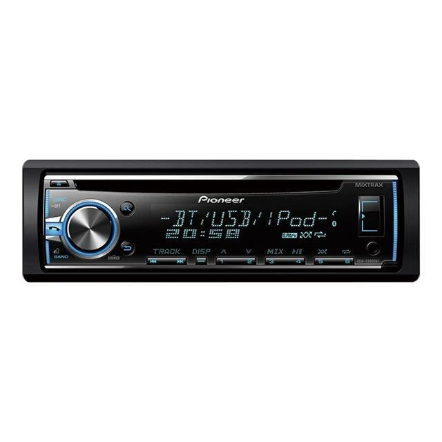 pioneer deh x5800bt autoradio iphone bluetooth usb achat vente autoradio pioneer deh x5800bt. Black Bedroom Furniture Sets. Home Design Ideas