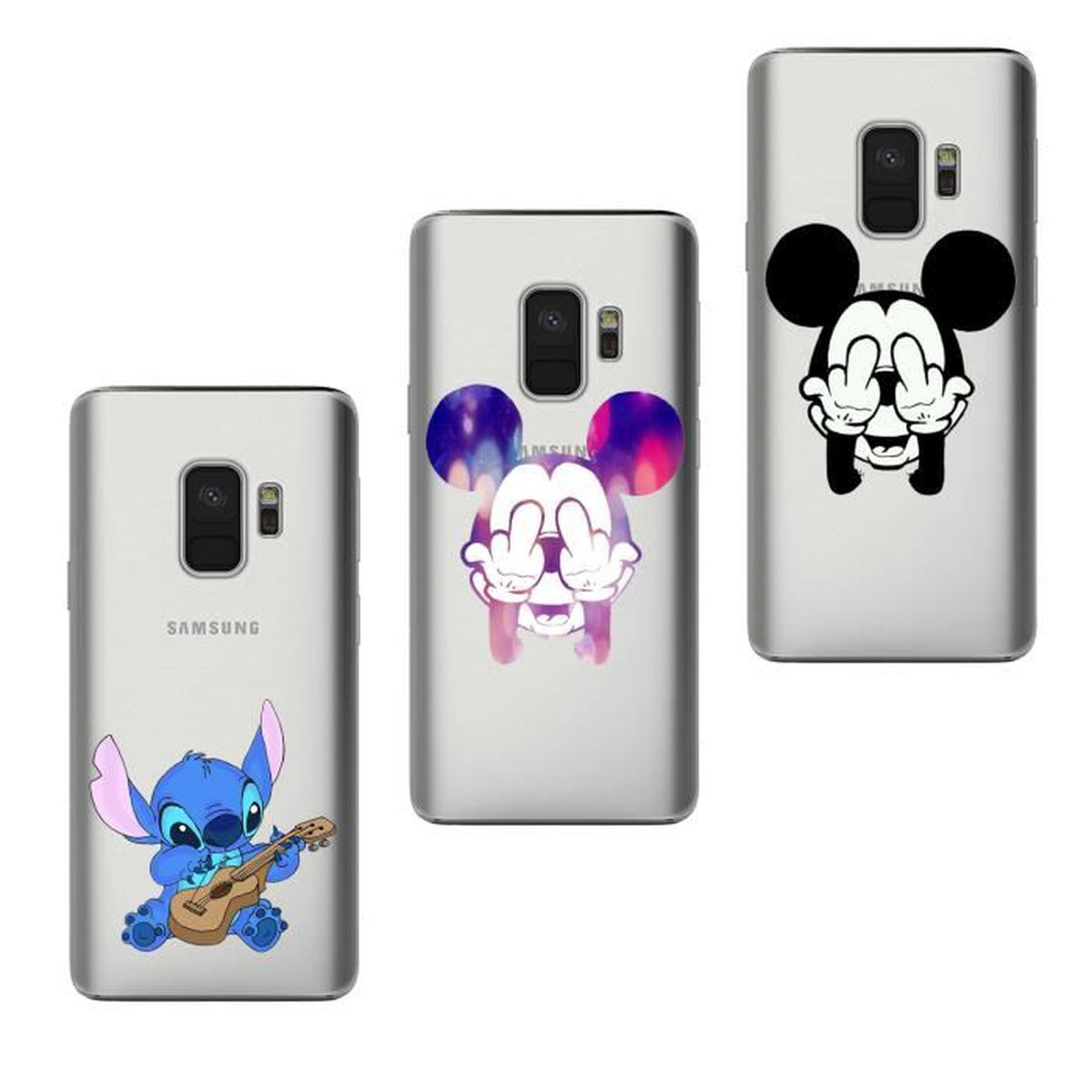 samsung galaxy s9 coque disney