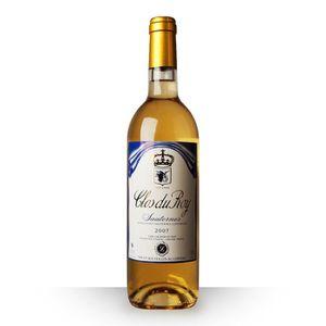 VIN BLANC Clos du Roy 2007 Blanc 75cl AOC Sauternes - Vin Bl
